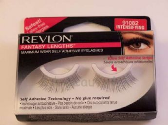 REVLON FALSE EYE LASH LASHES EYELASHES EYELASH 91082 Intensify